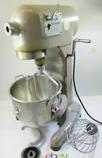 Hobart 10 Quart 3 Speed Mixer C-100 with Whip, Beater and Dough Hook