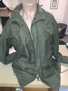 US Army M65 Jacket In Good Condition Size Meduim Regular Winfield International