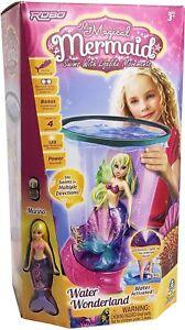 My Magical Mermaid, Water Wonderland, Swims, magical Aquarium, LED, RRP-£34.99
