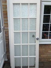 2 good condition bedroom doors:196 cm (H) x 76 cm (W) x 3.6 cm (D)