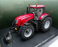 Universal Hobbies 1/32 Scale Tractor UH4982 - McCormick X8.680 VT-Drive - Red