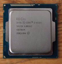 Intel Core i5-4590s QUAD-CORE PROCESSORE CPU (3GHz, 65W, presa 1150)