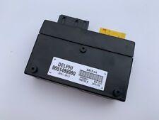 PEUGEOT 307 CC ROOF ECU Control Unit 9654425180 2003-On
