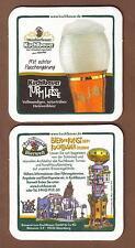 BD - Bierdeckel -Coaster , Brauerei Kuchlbauer , Abensberg , Niederbayern