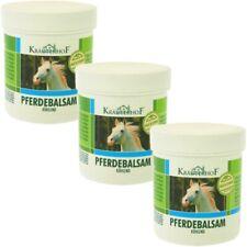 (33,30€/l) 3x Kräuterhof Pferdebalsam 100 ml - für die kühlende Körperpflege