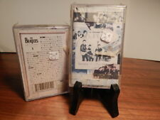 "K7 casette audio tape of ""The Beatles : Anthologie"""