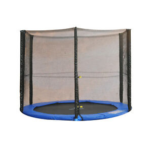 HOMCOM 10FT Replacement Safety Trampoline Net Enclosure Surround Outdoor Sports