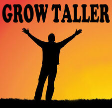 Do you want to be taller up to 6 inches safely 8 Month Course FREE SHIPPING