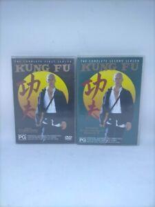 Kung Fu: Seasons 1 + 2 - Region 4 [AUS]