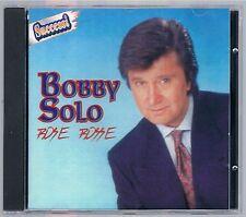 BOBBY SOLO ROSE ROSSE CD F. C.