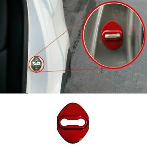 1 Pcs Door Lock Protect Buckle Protection Cover Fit For Toyota- All Models
