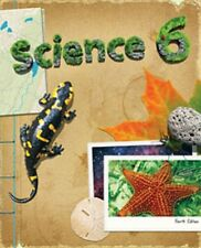 BJU Press- Science 6 Student Text (4th ed.)  280081