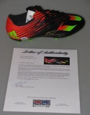 Leo Messi Hand Signed Soccer Cleat Boot 2 + Psa Dna Coa Buy 100% Genuine Messi
