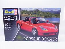 LOT 32716   Revell 07690 Porsche Boxster 968 Cabrio 1:24 Bausatz NEU in OVP
