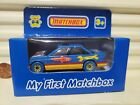 Matchbox MY FIRST MATCHBOX China MB2 ROVER STERLING PreSchool Colors New Boxed