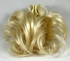 Griffe Clip W/2 Câble Dents Court Droit Queue de Cheval Cheveux Updo Pièce DM37