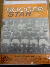 17/08/1963 Soccer Star Weekly Magazine: Vol. 11 No. 48 - Features: Rotherham Uni