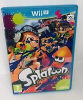 Nintendo Wii U game - Splatoon for WiiU