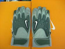 Nike 02 College D-Tack III W-Swoosh Leather NCAA Football Gloves Size: XL