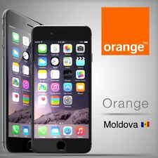 Factory Unlock Service iPhone Orange Moldova Iphone 5/5s/6/6p/6s/6sp/se