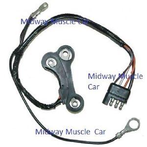 69 Ford Mustang Mercury Cougar   ALTERNATOR HARNESS w/ tach
