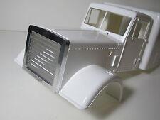 Custom Aluminum Front Grill Billet Guard Plate for Tamiya 1/14 Semi King Hauler