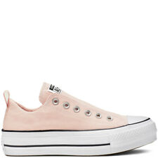 Converse Chuck Taylor Lift Slip On Shoes Ladies UK 5 US 7 EUR 37.5 CM 24 6557