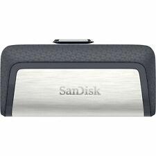 SanDisk Ultra Dual Drive USB Flash Drive TypeC USB3.1 16GB 32GB 64GB 128GB 256GB