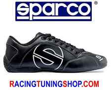 SCARPE SPARCO ESSE WINTER PELLE NERE TAGLIA 45 LEATHER SHOES BLACK SCHUHE 45 EU