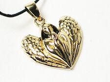 Praying Angel Bronze Pendant by Lisa Parker