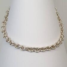 Robuste Silber 925 Kette 40 cm in Anker Form