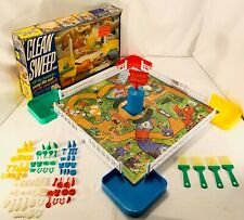1967 Clean Sweep Game by Schaper Working in Good Condition FREE SHIPPING