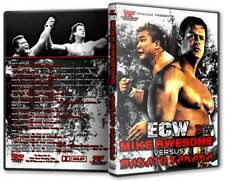 ECW Tanaka vs Mike Awesome DVD-R Set, Extreme Championship Wrestling WWE WCW