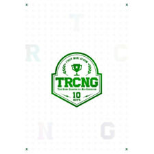 TRCNG 1st Mini Album [New Generation] - CD + 2p Photo Cards + Profile Card Kpop