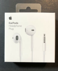 Official Apple EarPods [ 3.5 mm Headphone Jack ] NEW