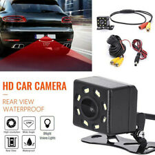 170° 8LED Car Rear View Reverse Backup Parking Camera Night Vision Waterproof