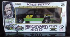 1994 GMC SUBURBAN TRUCK BANK KYLE PETTY BROOKFIELD COLL.GUILD 1/25 SCALE