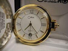 Pocket Watch/Date New! Reduced Clearan Colibri Twotone Japan Movement White Face