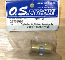 OS ENGINES 23753020 Cylinder & Piston .21 VZ-M NEW