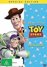 TOY STORY - BRAND NEW & SEALED R4 DVD (DISNEY PIXAR) SPECIAL EDITION