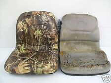 CAMO SEAT  FORD NEW HOLLAND TC BOOMER COMPACT TRACTORS,TC 18,25,29,33,40,45 #DT