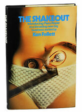 The Shakeout by KEN FOLLETT ~ First  Edition 1975 ~ 1st UK Pillars of the Earth