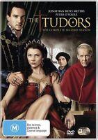 The Tudors : Season 2 (DVD, 2009, 3-Disc Set) NEW AND SEALED R4 DVD FREE POST