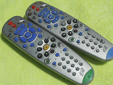 2 DISH NETWORK 5.0 IR & 6.0 UHF REMOTE CONTROL 625 522 942 DVR DUAL TUNNER #1 #2