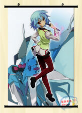 Home Decor Japanese Wall poster Scroll IS Infinite Stratos Cosplay Anime IS02