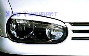PALPEBRE FARI ANTERIORI VW GOLF 4 IV tutti i modelli