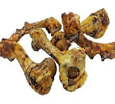 Meaty Bones - (5 pack) - Hollings Beef Bone Dog Food bp Cow Meat PawMits Treats