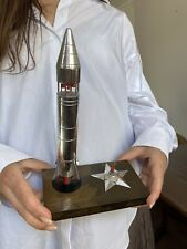 Rocket Model Metal - Komsomol USSR URSS