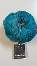 Schoppel Wolle Zauberball Sock Yarn #2263 Silver Duck 100g