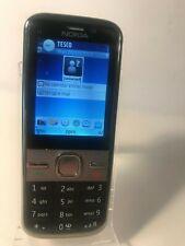 Nokia C5-00 - Black (Unlocked) Mobile Phone